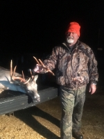 Ron Piwowarczyk with his big 10-pt