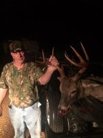 David Donahoo with a great bow buck!